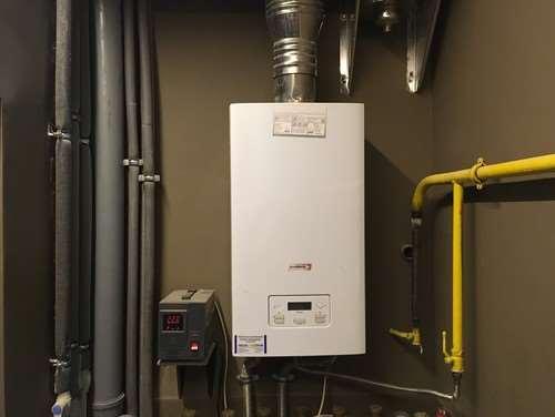 Главные нюансы ремонта настенного газового котла