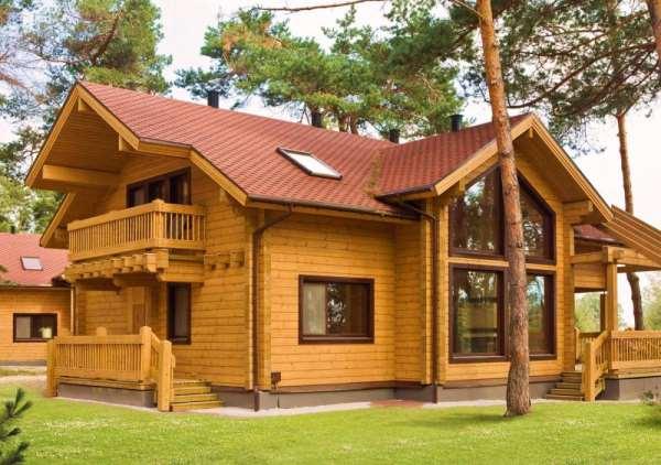 Оперативное возведение деревянных домов