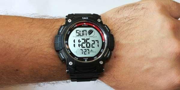 Электронные наручные часы – как работают