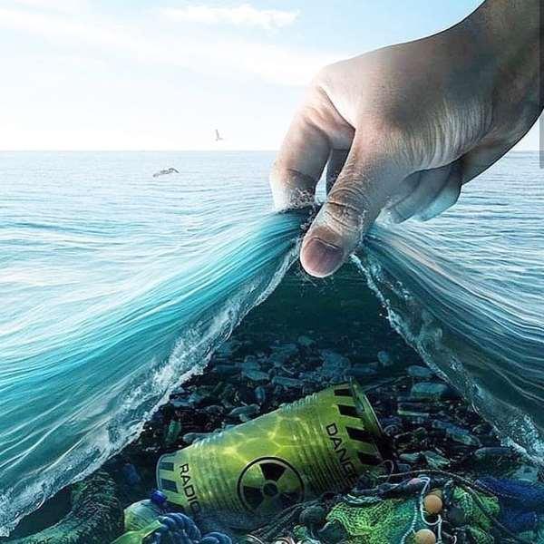 Главные проблемы загрязнения Мирового океана