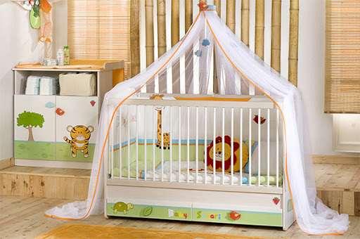 Кровать для новорожденного – главные критерии выбора