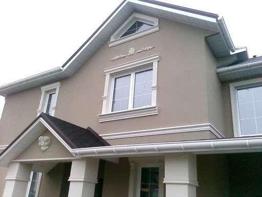 Фасадный декор: перечень основных компонентов