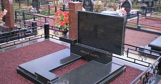 Наиболее распространенные типы памятников на могилу