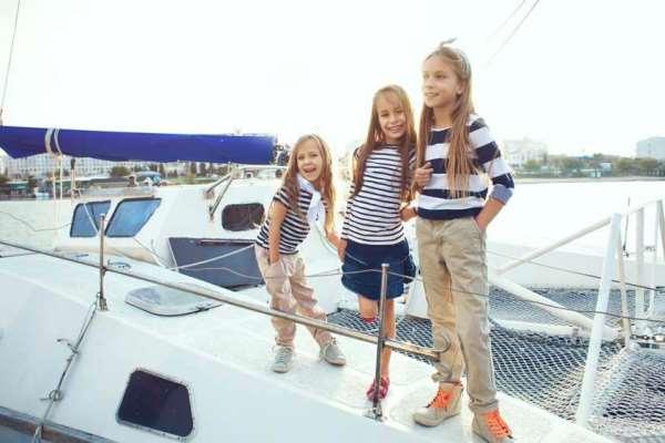 Фотосессия на яхте — запоминающиеся снимки