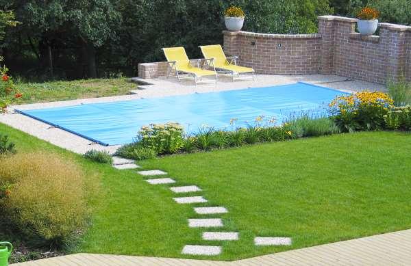 Защитные свойства модульного покрытия для бассейна