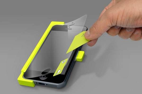 Преимущество защитного стекла на телефоне