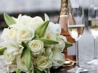 Букет цветов на свидание