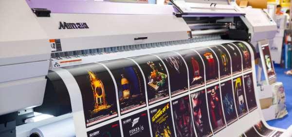 Цифровая печать профильной фирмой в Москве
