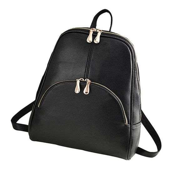 Кожаные рюкзаки — дизайн и экологичность