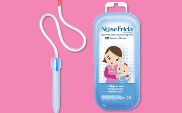 Насморк у детей при прорезывании зубов
