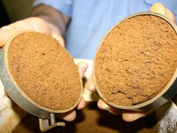 Процедуры испытания песка специалистами