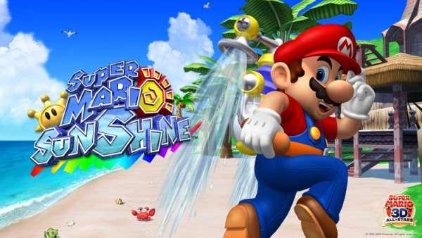 Описание игры Super Mario 3D All Stars