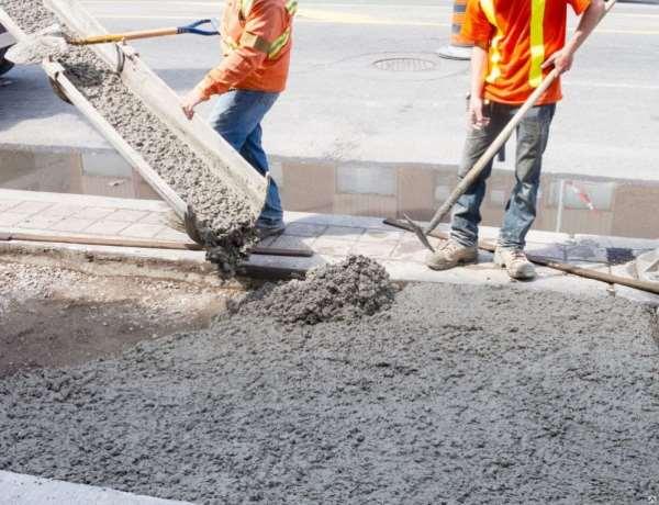 Важные нюансы по бетону для строительства