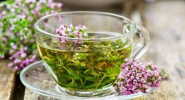 Автоматизированный выбор травяного чая