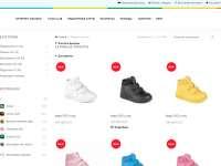 Широкий ассортимент обуви для девочек от интернет-магазина Vicco