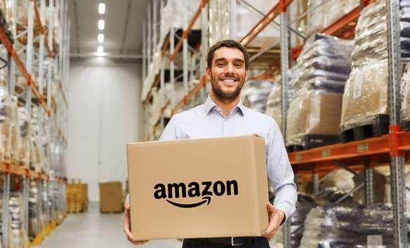 Оперативная доставка товаров с Amazon