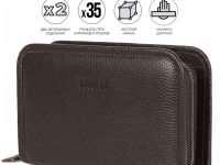 Мужские клатчи и бумажники с трендовым дизайном