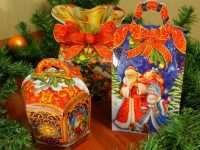 Новогодние подарки для садов и школ