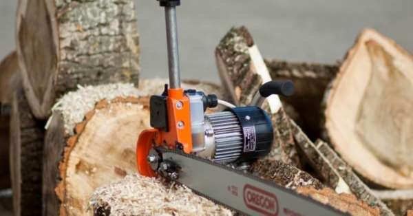 Принципы выбора электропил по дереву
