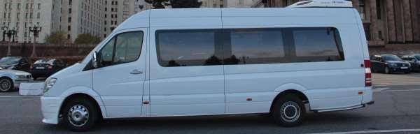 Возможности услуг по аренде микроавтобуса
