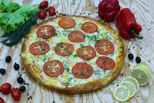 Доставка пиццы в городе Красноярск от компании «ХАЛАПЕШКА»