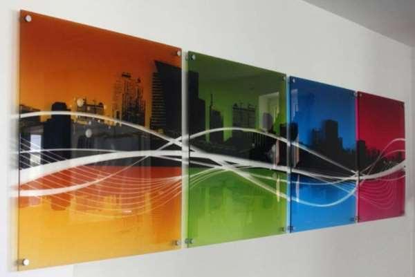 Печать на стекле и ее особенности