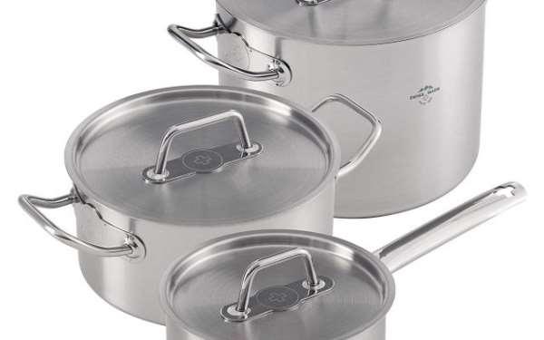 Качественные наборы посуды в интернет-магазине «HOMERRY»