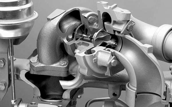 Ремонт турбины автомобиля — работа для спецов
