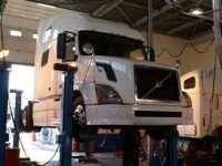 Особенности кузовного ремонта грузовых автомобилей