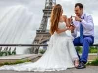 Лучшие места для проведения свадьбы в Париже