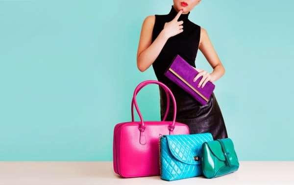 Актуальные виды женских сумок