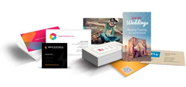Самые востребованные способы печати визитных карточек