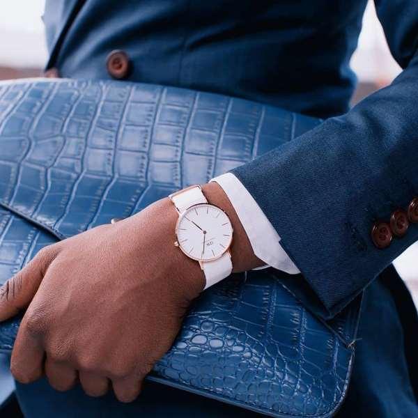 Основные причины популярности часов бренда «Daniel Wellington»