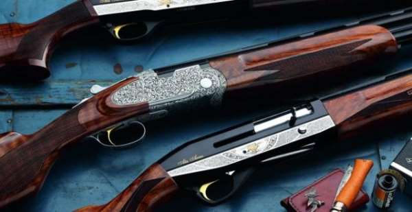 Широкий выбор гладкоствольного оружия