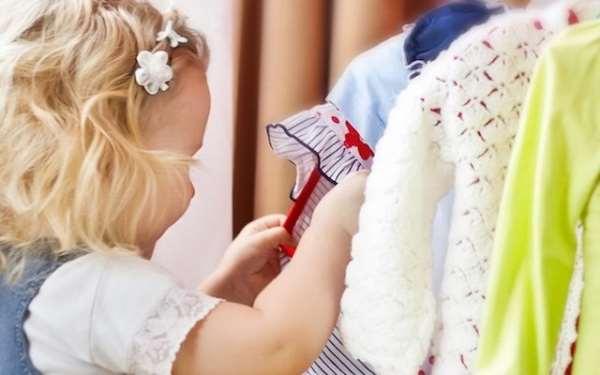 Принципы выбора детской одежды